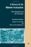 Book Cover A History of the Münster Anabaptists: Inner Emigration and the Third Reich: A Critical Edition of Friedrich Reck-Malleczewen's Bockelson: A Tale of Mass Insanity