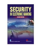 Book Cover Security in Electronic Banking