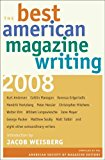 Book Cover The Best American Magazine Writing 2008