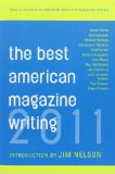 Book Cover The Best American Magazine Writing 2011