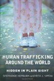 Book Cover Human Trafficking Around the World: Hidden in Plain Sight