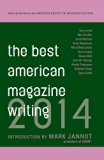 Book Cover The Best American Magazine Writing 2014