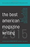 Book Cover The Best American Magazine Writing 2015