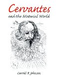 Book Cover Cervantes and the Material World (Hispanisms)