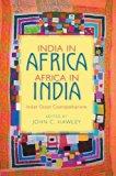 Book Cover India in Africa, Africa in India: Indian Ocean Cosmopolitanisms