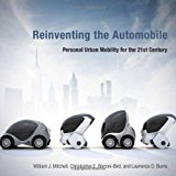 Book Cover Reinventing the Automobile: Personal Urban Mobility for the 21st Century (MIT Press)