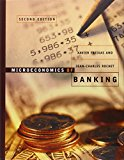 Book Cover Microeconomics of Banking (MIT Press)
