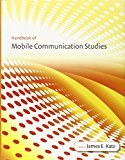 Book Cover Handbook of Mobile Communication Studies