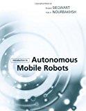 Book Cover Introduction to Autonomous Mobile Robots (Intelligent Robotics and Autonomous Agents series)
