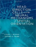 Book Cover Head Direction Cells and the Neural Mechanisms of Spatial Orientation (Bradford Books)
