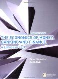 Book Cover The Economics of Money, Banking and Finance: A European Text