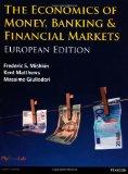 Book Cover Economics of Money, Banking & Financial Markets: European Edition
