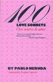 Book Cover 100 Love Sonnets: Cien sonetos de amor (Texas Pan American Series) (English and Spanish Edition)