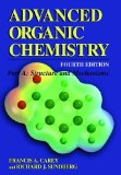 Book Cover Advanced Organic Chemistry: Part A: Structure and Mechanisms