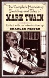 Book Cover The Complete Humorous Sketches And Tales Of Mark Twain