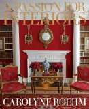 Book Cover A Passion for Interiors: A Private Tour