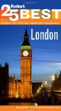 Book Cover Fodor's London's 25 Best (Full-color Travel Guide)