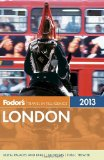 Book Cover Fodor's London 2013 (Full-color Travel Guide)