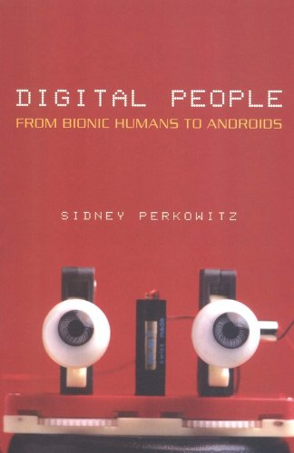 Book Cover Digital People: From Bionic Humans to Androids