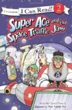 Book Cover Super Ace and the Space Traffic Jam (I Can Read! / Superhero Series)