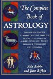 Book Cover The Complete Book of Astrology