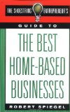 Book Cover The Shoestring Entrepreneur's Guide to the Best Home-Based Businesses