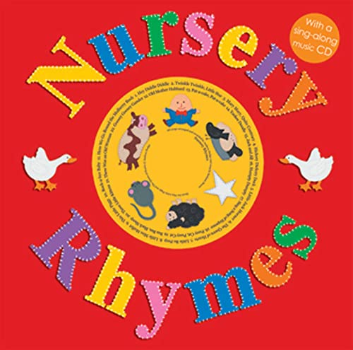 Book Cover Nursery Rhymes (Sing-along)