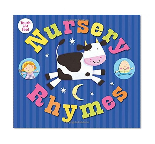 Book Cover Nursery Rhymes Touch and Feel