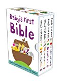 Book Cover Baby's First Bible Boxed Set