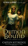 Book Cover Demon Bound (Black London, Book 2)