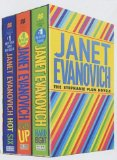 Book Cover Janet Evanovich Boxed Set #2 (Hot Six, Seven Up, Hard Eight)