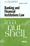 Book Cover Banking and Financial Institutions Law in a Nutshell, 7th (West Nutshell)