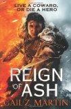 Book Cover Reign of Ash (The Ascendant Kingdoms Saga)