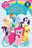 Book Cover My Little Pony: Meet the Ponies of Ponyville (Passport to Reading Level 1)
