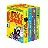 Book Cover Middle School Boxed Set