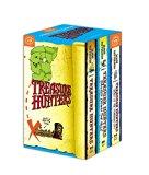 Book Cover Treasure Hunters Boxed Set