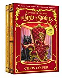 Book Cover Adventures from the Land of Stories Boxed Set: The Mother Goose Diaries and Queen Red Riding Hood's Guide to Royalty