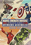 Book Cover Marvel Cinematic Universe: Phase One Book Boxed Set: Avengers Assembled