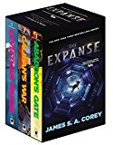 Book Cover The Expanse Boxed Set: Leviathan Wakes, Caliban's War and Abaddon's Gate
