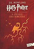Book Cover Harry Potter, Tome 1 : Harry Potter a l'ecole des sorciers (French edition of Harry Potter and the Philosopher's Stone)