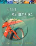 Book Cover Finite Mathematics (7th Edition)