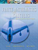 Book Cover Finite Mathematics and Calculus With Applications