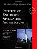Book Cover Patterns of Enterprise Application Architecture