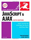 Book Cover JavaScript and Ajax for the Web, Sixth Edition
