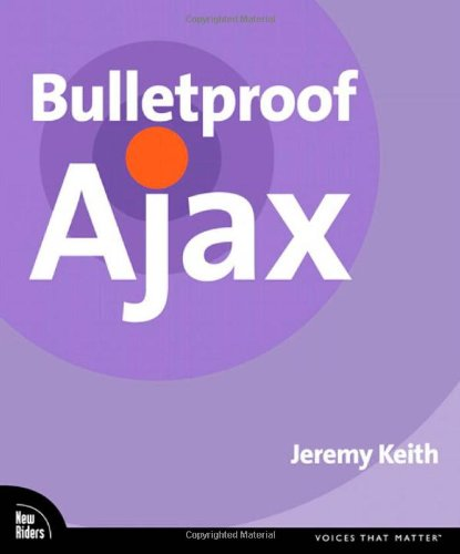 Book Cover Bulletproof Ajax