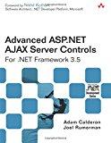 Book Cover Advanced ASP.NET AJAX Server Controls For .NET Framework 3.5