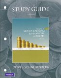Book Cover Study Guide for Principles of Money, Banking & Financial Markets