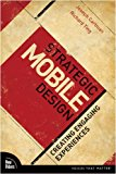 Book Cover Strategic Mobile Design: Creating Engaging Experiences