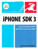Book Cover iPhone SDK 3: Visual QuickStart Guide
