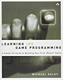 Book Cover Learning iOS Game Programming: A Hands-On Guide to Building Your First iPhone Game